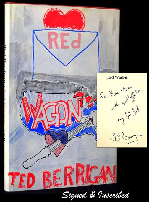 Red Wagon. Ted Berrigan.