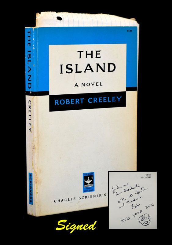 The Island. Robert Creeley.