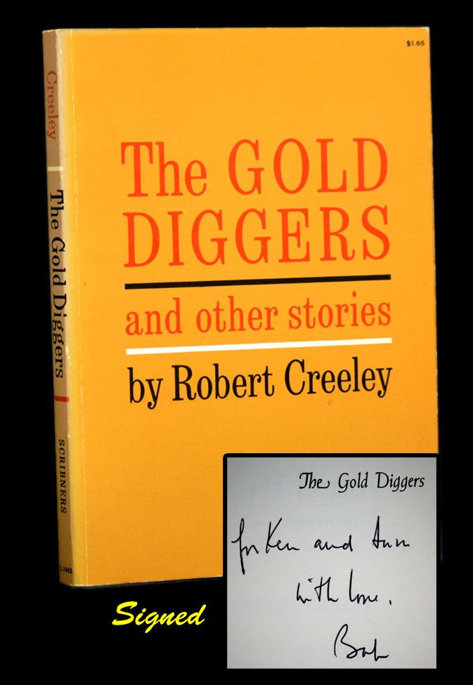 The Gold Diggers and Other Stories. Robert Creeley