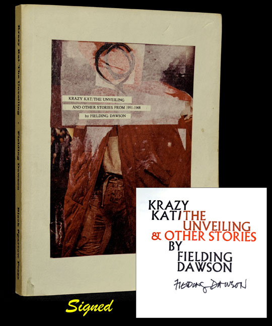 Krazy Kat/The Unveiling and Other Stories from 1951-1968. Fielding Dawson