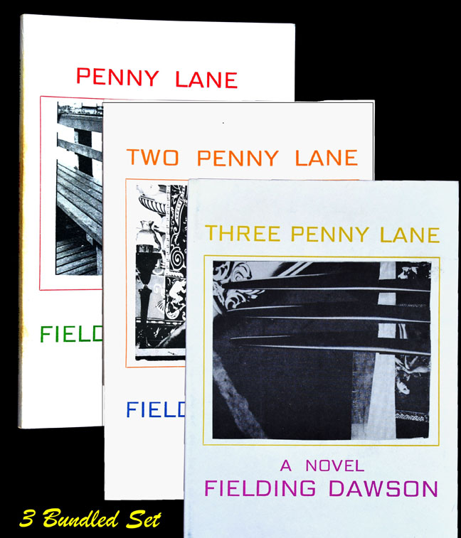 The Penny Lane Trilogy: (1) Penny Lane / (2) Two Penny Lane / (3) Three Penny Lane. Fielding Dawson