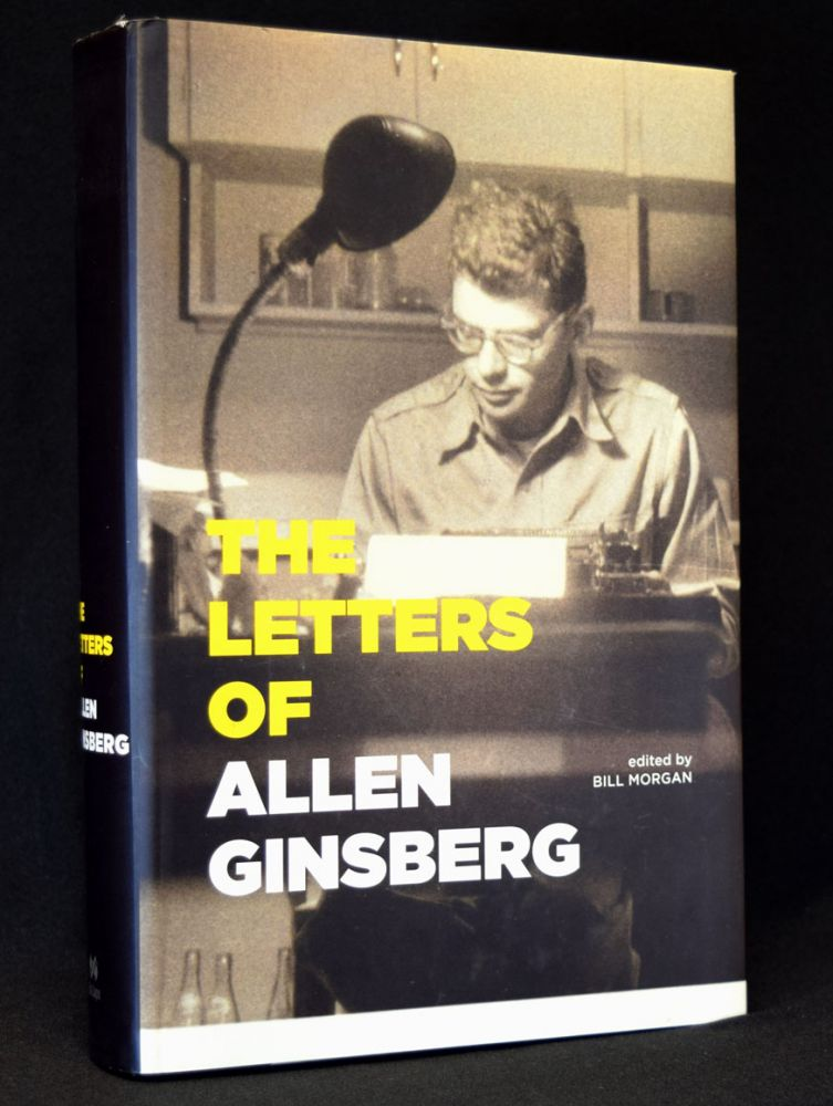 The Letters of Allen Ginsberg. Allen Ginsberg, Bill- Morgan.