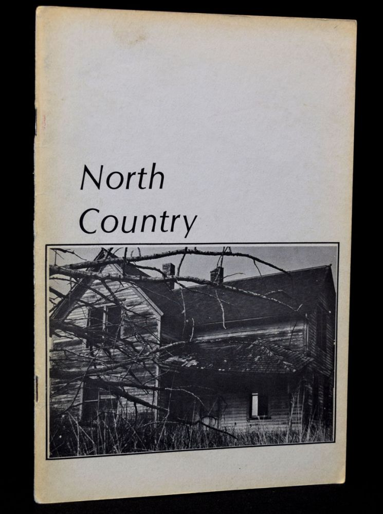 North Country, Vol. 1, No. 2, March, 1974. Allen Ginsberg, Kenneth Rexroth, Gary Snyder, Steven...