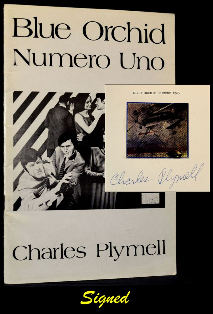 Blue Orchid Numero Uno. Charles Plymell