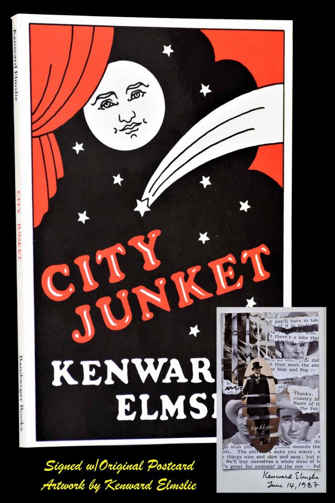 City Junket. Kenward Elmslie.