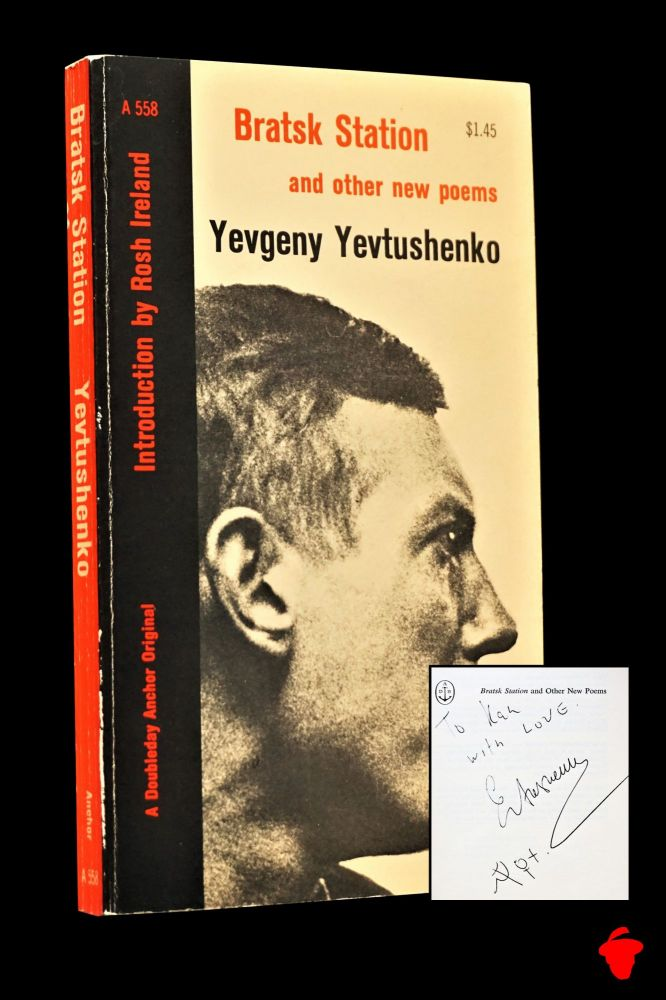 Bratsk Station and Other New Poems. Yevgeny Yevtushenko.