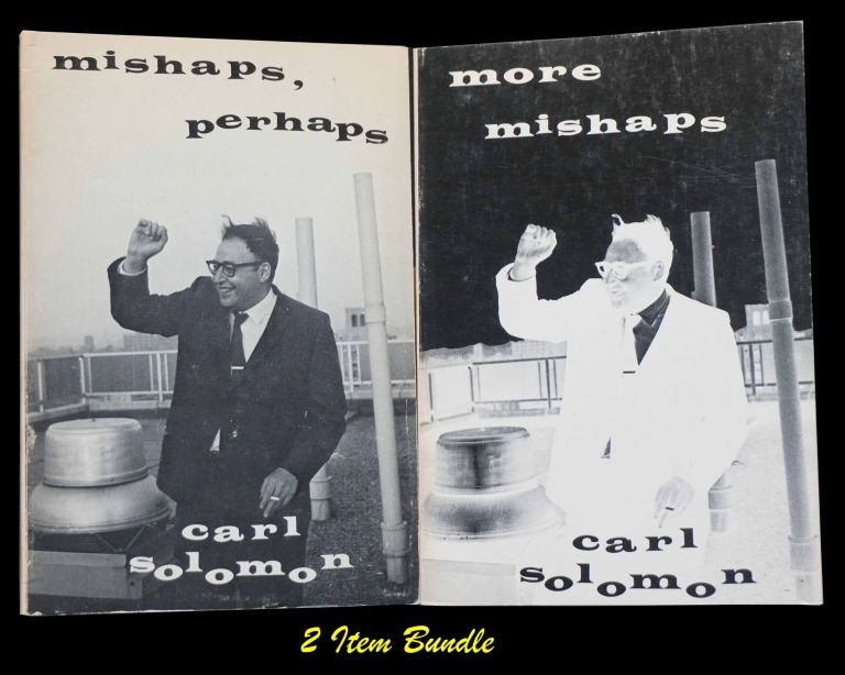 Mishaps, Perhaps with: More Mishaps. Carl Solomon