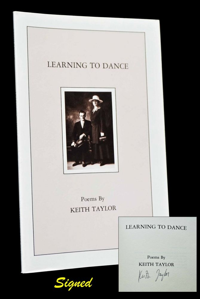 Learning to Dance. Keith Taylor.