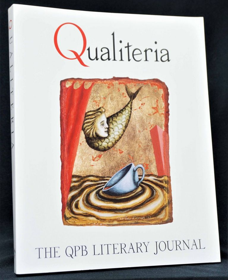Qualiteria. Various, Djuna Barnes, Zora Neale Hurston, Deborah Sinclair, Jerry Tallmer, William Carlos et. al Williams.