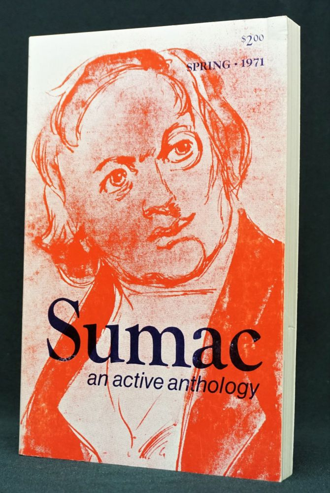 Sumac: An Active Anthology, Vol. 3, No. III, Spring 1971. Russell Banks, Clayton Eshleman, Dan...