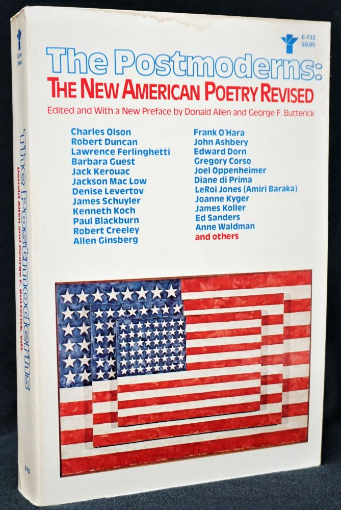 The Postmoderns: The New American Poetry Revised. Donald Allen, George F. Butterick, John...