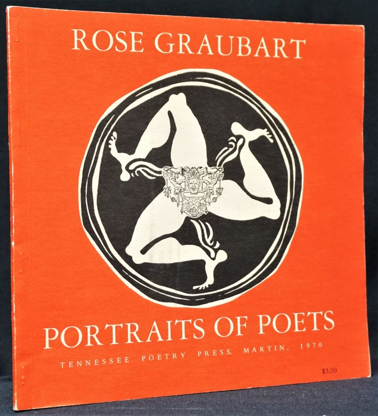 Portraits of Poets. Robert Bly, Allen Ginsberg, Rose Graubart, David Ignatow, Denise Levertov,...