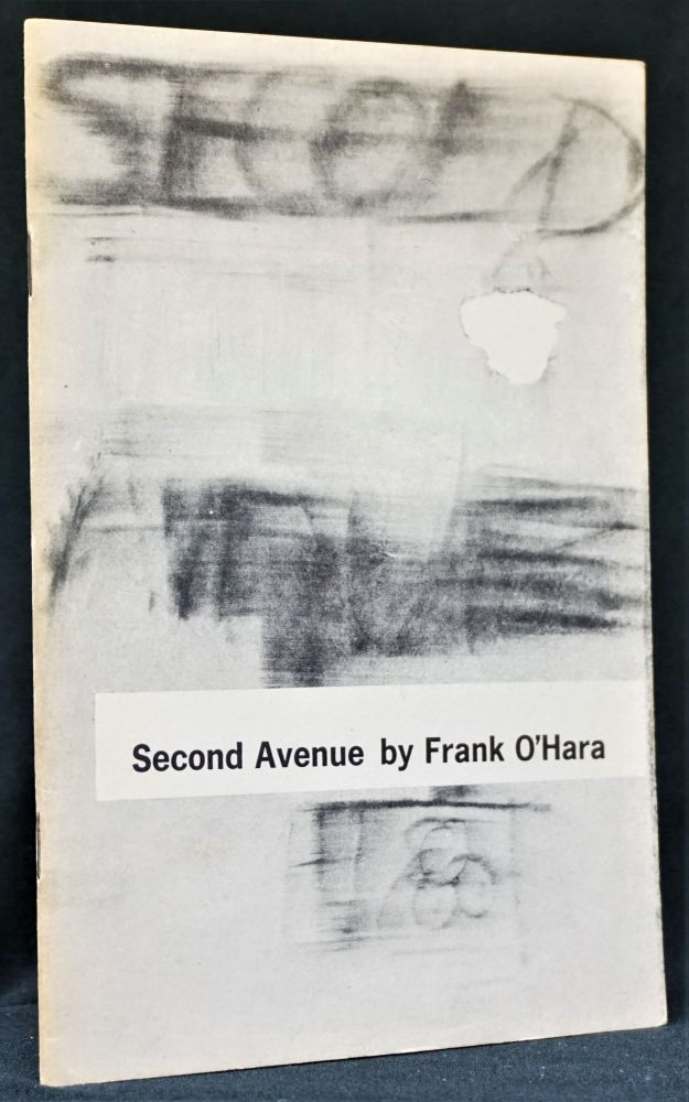 Second Avenue. Frank O'Hara
