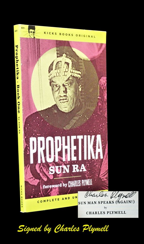 Prophetika: Book One. Herman Poole Blount, Charles Plymell