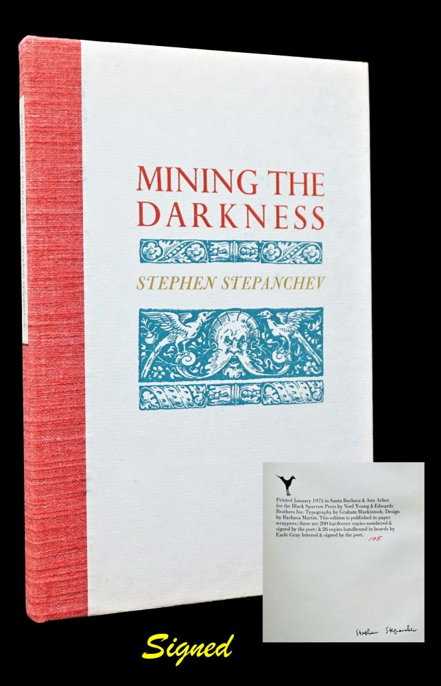 Mining the Darkness. Stephen Stepanchev