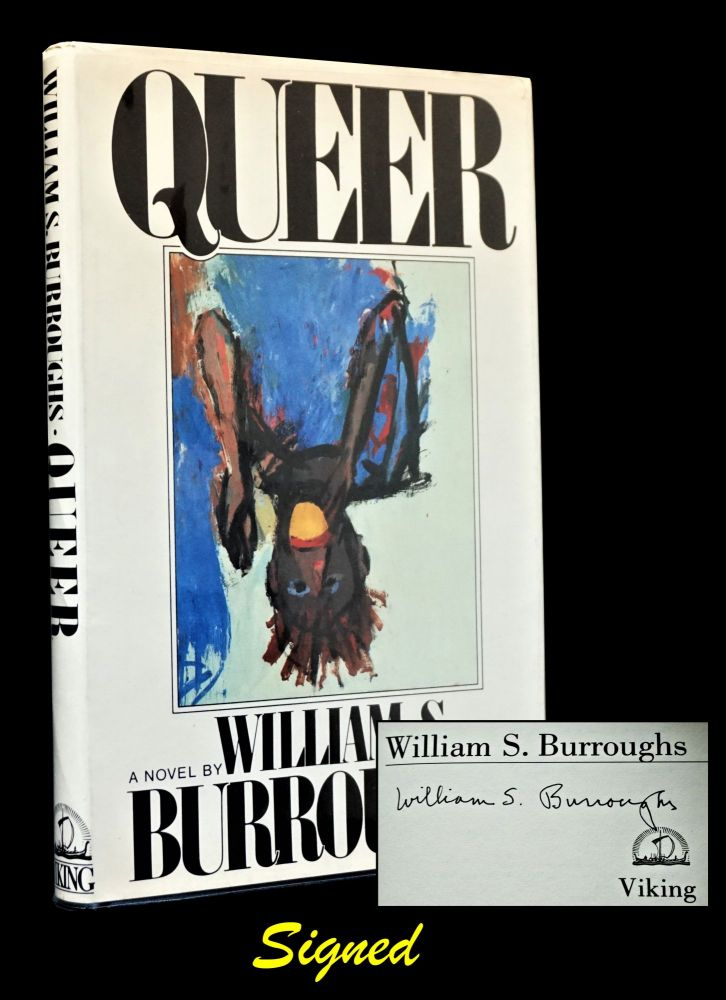Queer. William S. Burroughs.