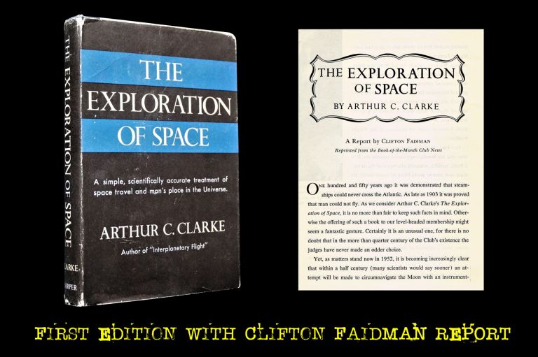 The Exploration of Space. Arthur C. Clark