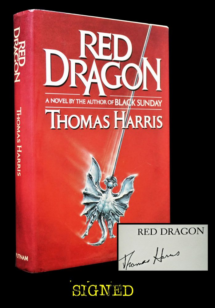 Red Dragon. Thomas Harris