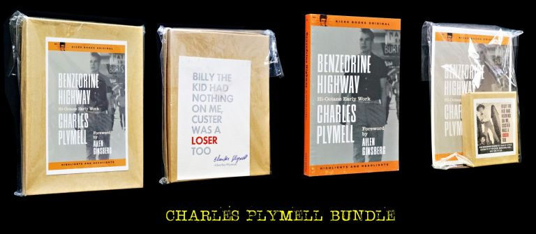 The Benzedrine Highway Bundle. Charles Plymell