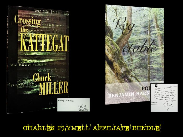 Vegetable: Poems by Benjamin Harnett with: Crossing the Kattegat: Poems by Chuck Miller....