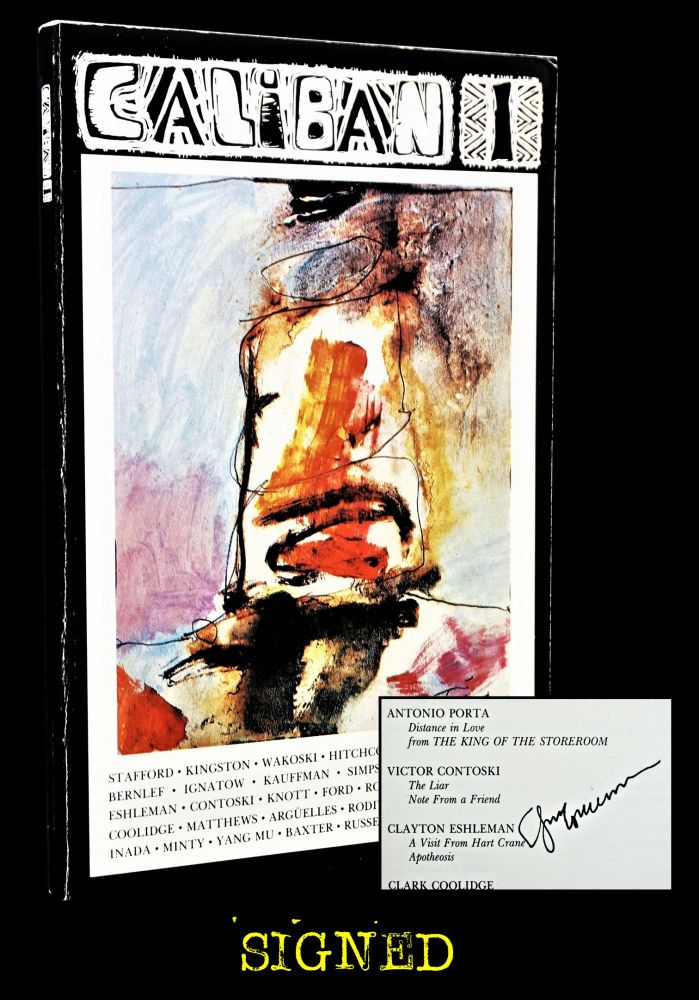 Caliban 1. Lawrence R. Smith, Raymond Carver, Che Chuang, Mary Chuang, Clark Coolidge, Clayton...