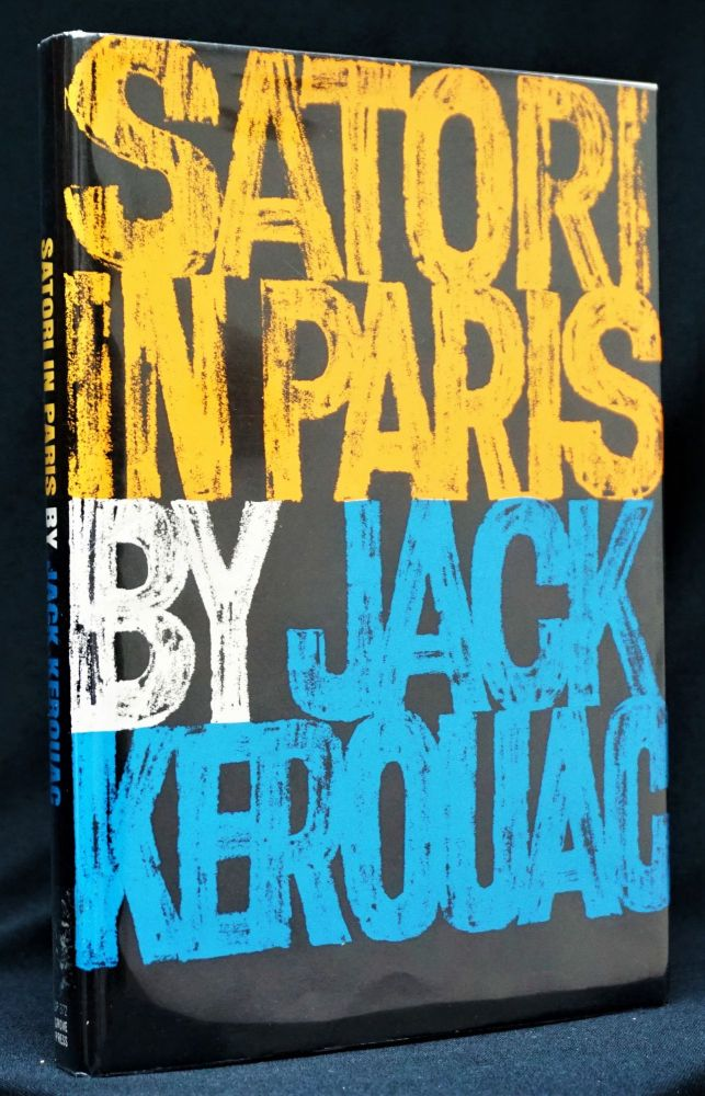 Satori in Paris. Jack Kerouac