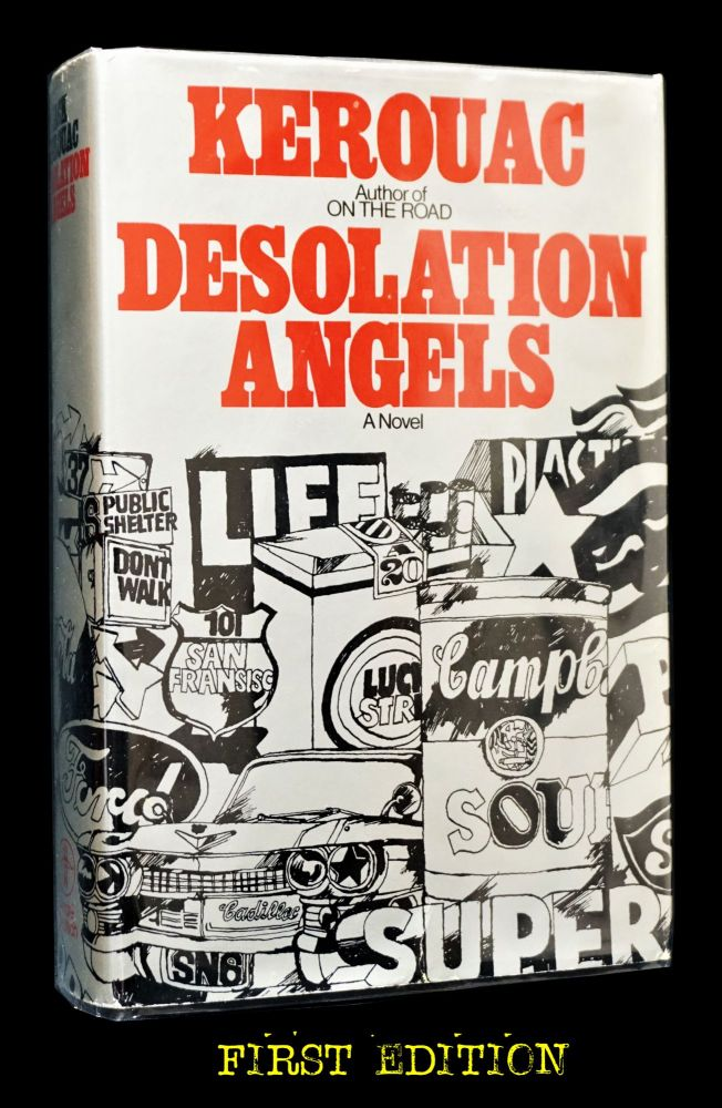 Desolation Angels. Jack Kerouac