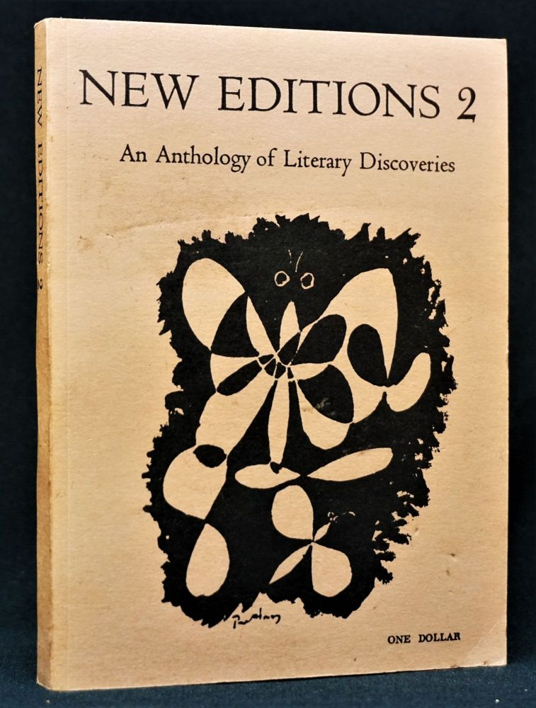 New Editions 2: An Anthology of Literary Discoveries. Jack Kerouac