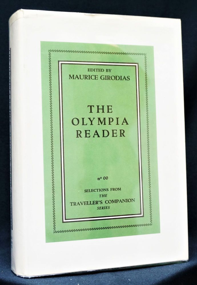 The Olympia Reader. Maurice Girodias, William S. Burroughs, Samuel Beckett, Gregory Corso,...