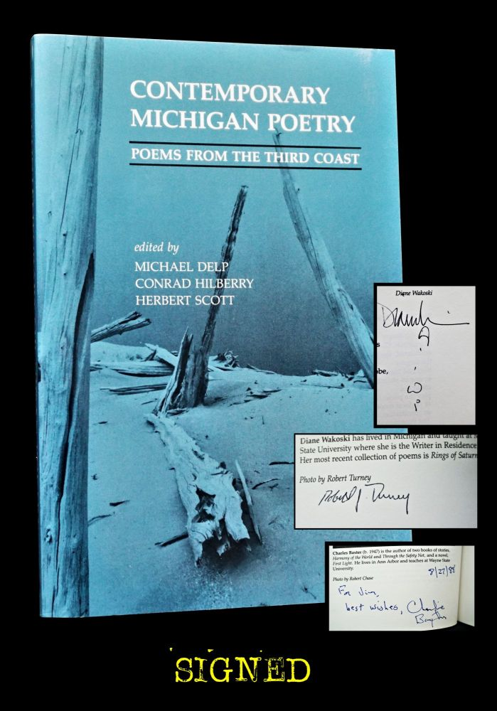 Contemporary Poetry: Poems from the Third Coast. Charles Baxter, Michael Delp, Stuart Dybeck,...