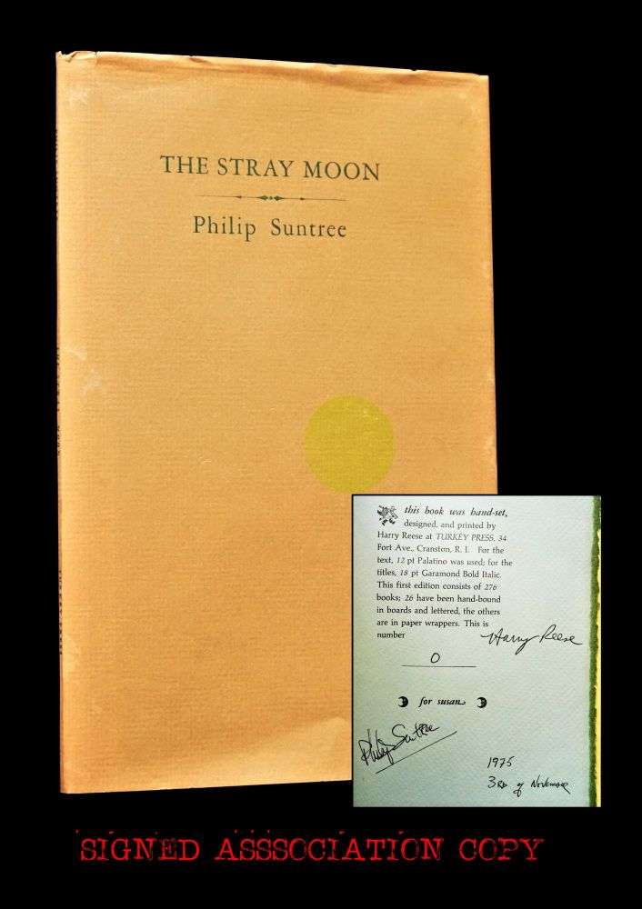 The Stray Moon. Philip Suntree