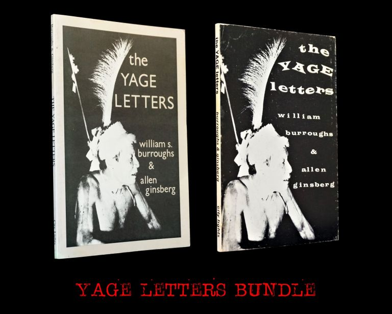 The Yage Letters (Two Editions). William S. Burroughs, Allen Ginsberg