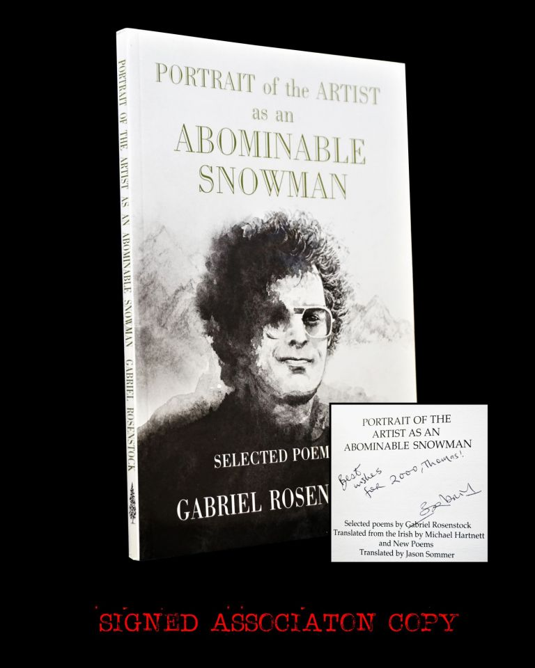 Portrait of the Artist as an Abominable Snowman: Selected Poems. Gabriel Rosenstock.