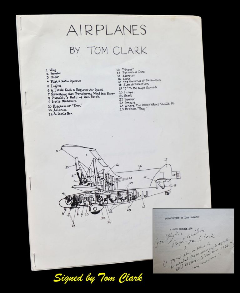 Airplanes. Tom Clark
