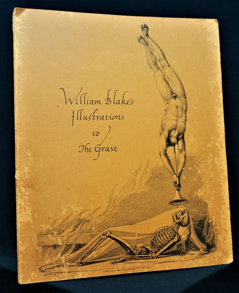 William Blake's Illustrations to The Grave. William Blake