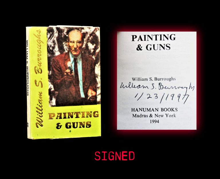 Painting & Guns. William S. Burroughs