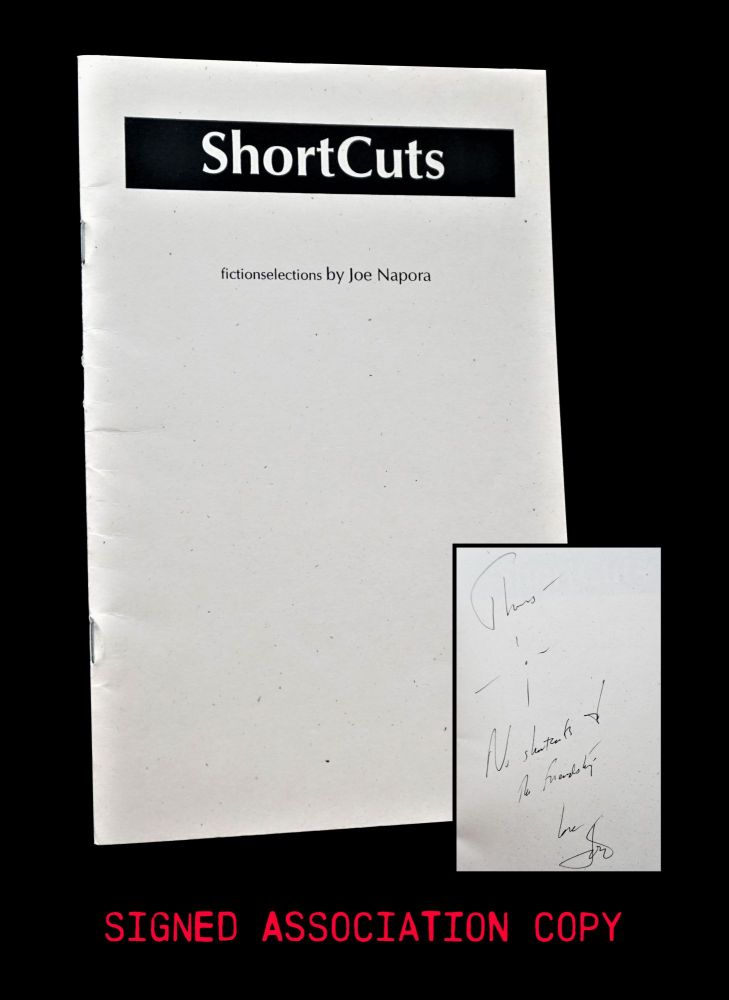 Short Cuts: fictionselections by Joe Napora. Joe Napora