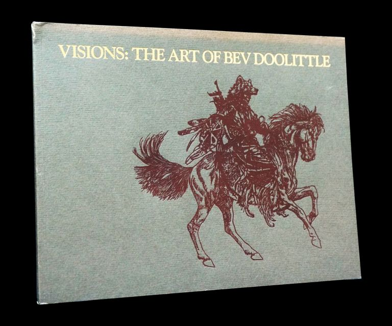 Visions: The Art of Bev Doolittle. Bev Doolittle, Judith Hohl