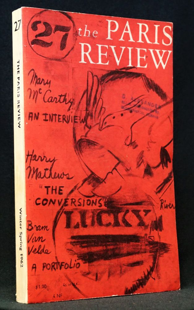 The Paris Review No. 27 (Winter - Spring 1962). George Plimpton, Robert Bly, Denise Levertov,...