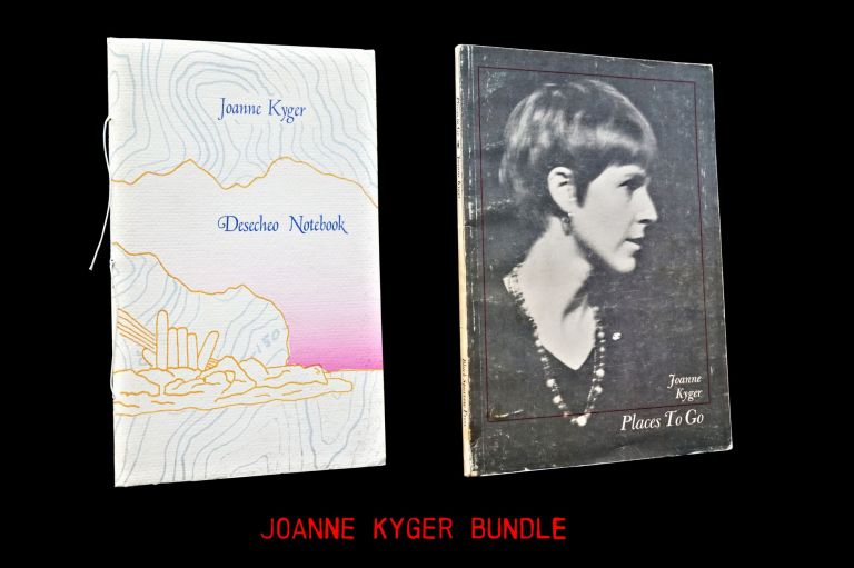 Places to Go with: Desecheo Notebook. Joanne Kyger.