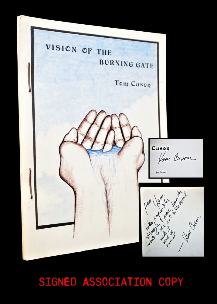 Vision of the Burning Gate. Tom Cuson
