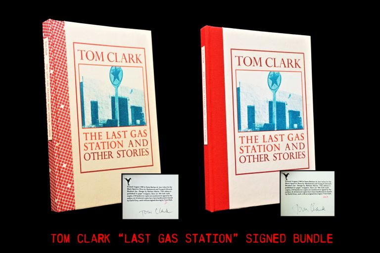 The Last Gas Station and Other Stories (Two Editions). Tom Clark