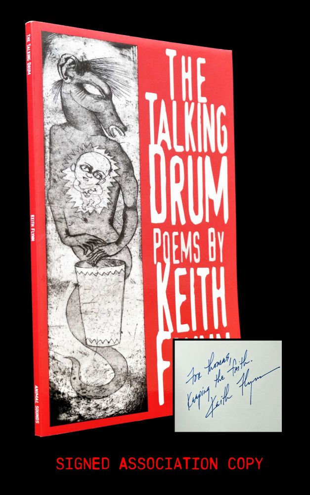 The Talking Drum. Keith Flynn