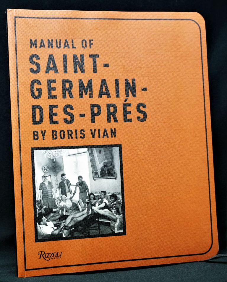 Manual of Saint-Germain-des-Pres. Boris Vian, Paul Knobloch.