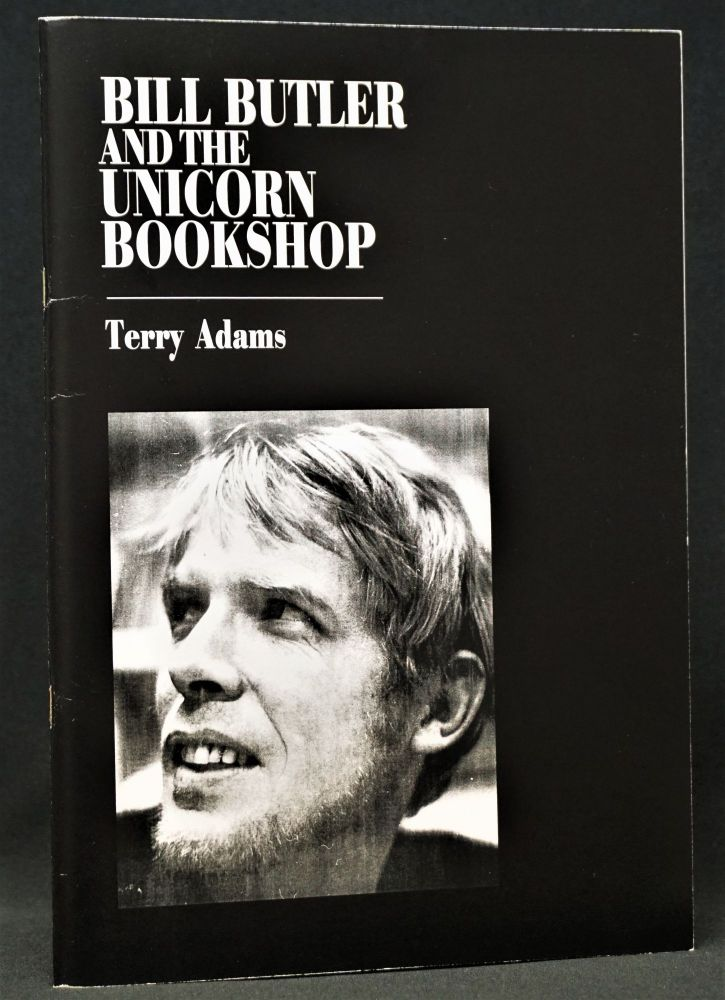 Bill Butler and the Unicorn Bookshop. Terry Adams, Bill Butler