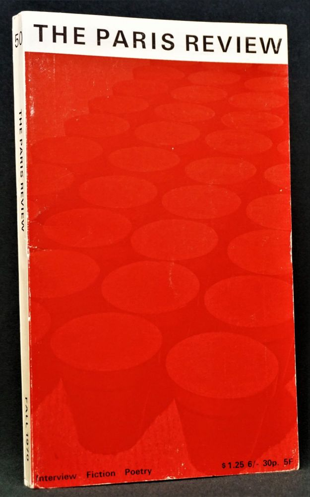 The Paris Review Vol. 13 No. 50 (Fall 1970). John Ashbery, Bill Berkson, Jim Carroll, Clark...