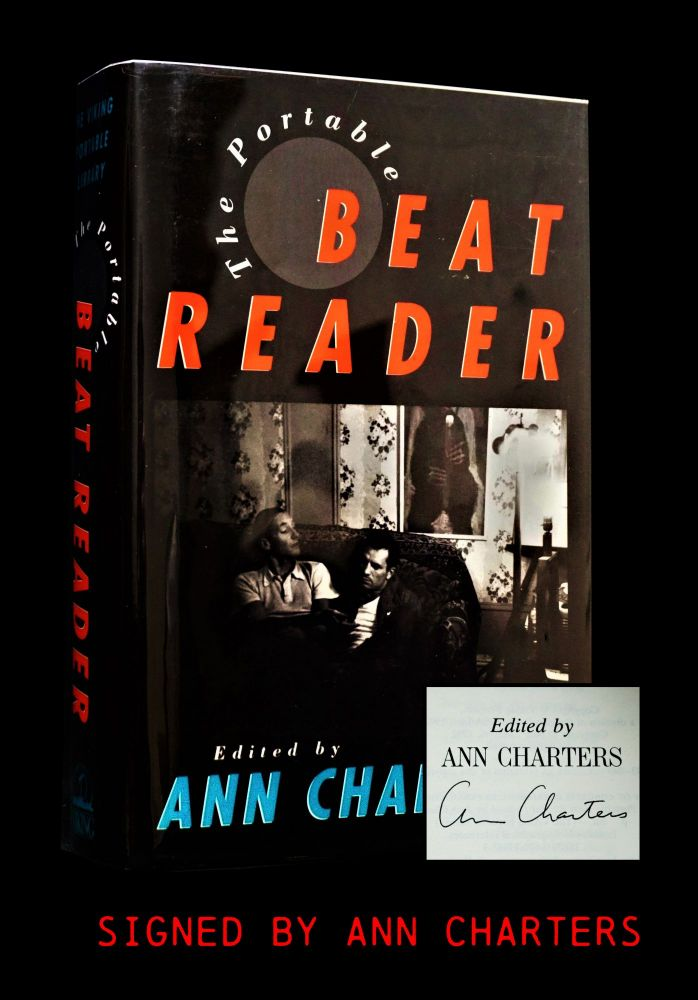 The Portable Beat Reader. Ann Charters, William S. Burroughs, Gregory Corso, Lawrence...