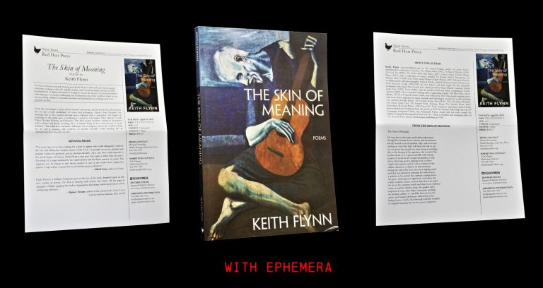 The Skin of Meaning with: Press Release. Keith Flynn.