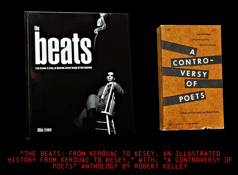 """The Beats, from Kerouac to Kesey: an Illustrated Journey Through the Beat Generation,"" by Mike..."