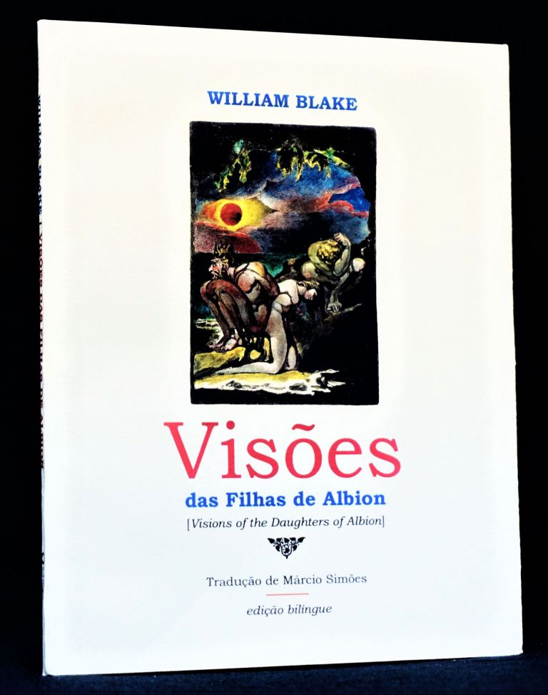 Visoes Das filhas de Albion (Visions of the Daughters of Albion). William Blake